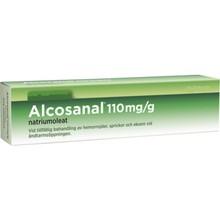 Alcosanal Salva 110mg/g 20g
