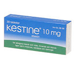 KESTINE Tabletter 10mg 30st