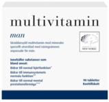 Multivitamin för Män 90st