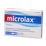 MICROLAX 4X5ml