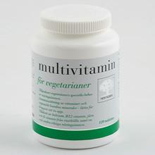 Multivitamin för vegetarianer 120st