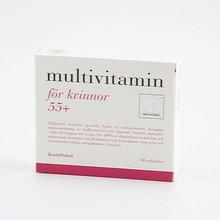 New Nordic Multivitamin för kvinnor +55 90st