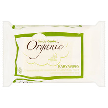 Simply Gentle Organic Baby Wipes