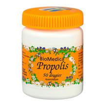 BioMedica Propolis Dragéer 50st