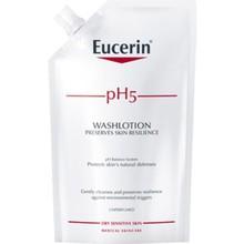 Eucerin Washlotion Ph5 400ml Refill Oparfym