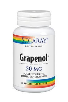 Solaray Grapenol 50mg 30st