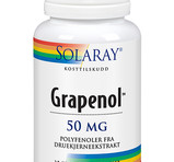 Solaray Grapenol 50mg 30st