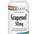 Solaray Grapenol 50mg 90st