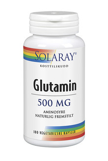 Solaray Glutamin 100st