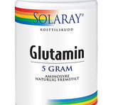 Solaray Glutaminpulver 300g