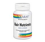 Solaray Hair Nutrients 60st
