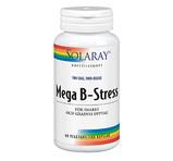 Solaray Mega B-Stress 60st veg