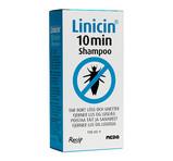 Linicin 10 min Shampoo 100ml mot löss och gnetter