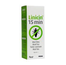 Linicin 15 min Solution 100ml mot löss och gnetter