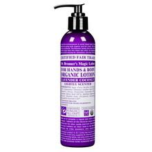Dr. Bronner's Lavender Coconut Organic Lotion 237ml EKO