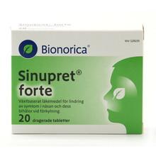 Sinupret Forte 20st
