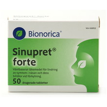 Sinupret Forte 50st