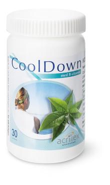 Acrilex CoolDown + B-vitamin 30st