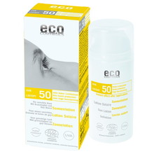 Eco Cosmetics sollotion SPF50 goji granat 100ml EKO