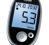 Beurer GL 44 mmol/L Svart Blodsockermätare
