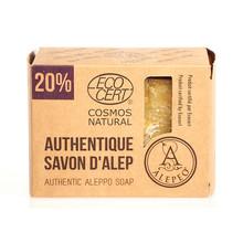 Alepeo tvål 20% Lagerbärsolja 200g EKO