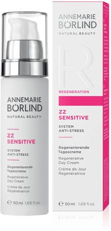 Börlind ZZ Sensitive Regenerative Day 50ml EKO