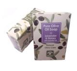 BIOesti Olivtvål Lavendel & Honung 100g