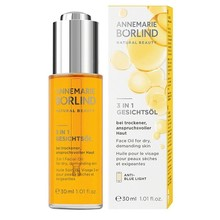 Börlind 3 in 1 Facial Oil 30ml EKO Vegan