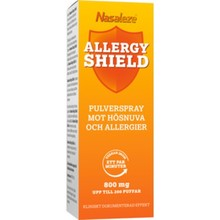 NASALEZE ALLERGY SHIELD 800 MG