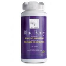 New Nordic Blue Berry Plus Ögonvitamin 240st