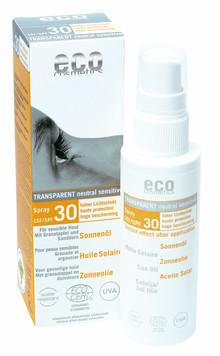 Eco Cosmetics Solkräm/Sololja SPF30 50ml