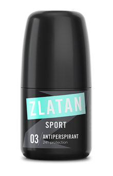 Zlatan Sport Pour Homme Deo Roll
