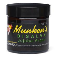 Munkens Bisalva Jojoba Argan 50g