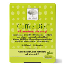 New Nordic Coffee Diet 120st