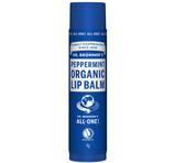Dr. Bronner's Magic Soaps Peppermint Lip Balm EKO