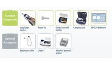 MAICO easyTymp Line Tympanometer för Tympanometri Basic