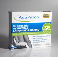 ActiPatch – Ryggsmärta
