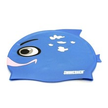 Swimcoach Badmössa Junior Blå