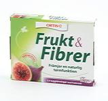 ORTIS Frukt & fiber 12 tärningar