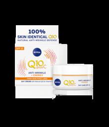 Nivea Q10 PlusC Anti-Wrinkle Moisturizer Day Cream