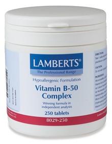 Vitamin B-50 KOMPLEX 250st