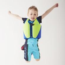 Splash About Flytande Simväst Learn To Swim Float Jacket Lime/Blue