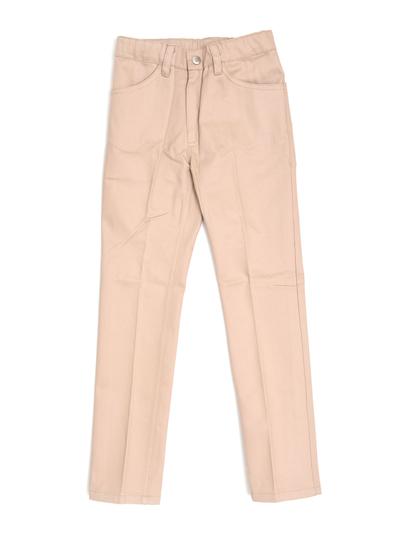 Byxor Slim fit, beige