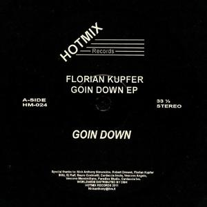Florian Kupfer - Going Down Ep / Hotmix Records
