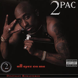 2 Pac-All Eyez On Me /  Death Row Records