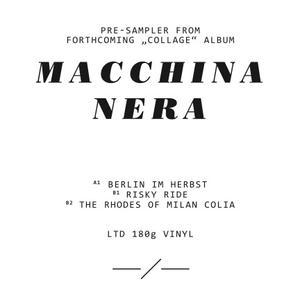 Macchina Nera-4711 / Pastamusik 