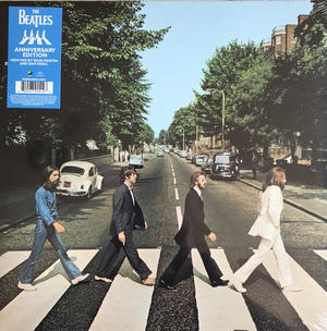 Beatles ‎– Abbey Road /  Apple Records