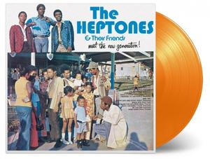 Heptones & Their Friends - Meet The Now Generation! /  Music On Vinyl