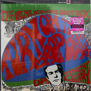 Dr. Timothy Leary ‎– Turn On, Tune In, Drop Out (The Original Motion Picture Soundtrack)