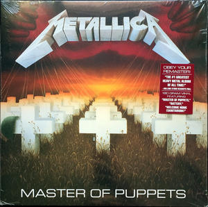 Metallica-Master Of Puppets / Blackened Recordings